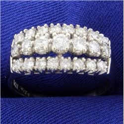Over 1 ct TW Diamond Band