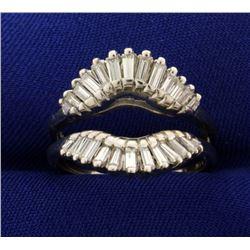 1ct TW Diamond Ring Jacket
