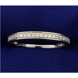 1/4ct TW Diamond Ring Band