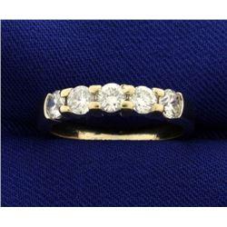 1ct TW Diamond Band Ring