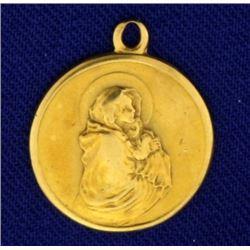 Virgin Mary Pendant/Charm