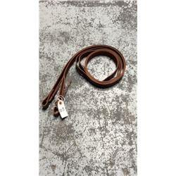1 inch heavy duty latigo split reins