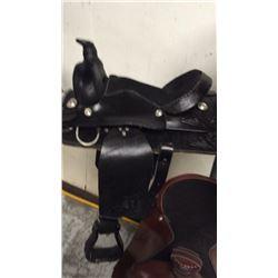 15 inch montana saddlery saddle