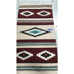 32x64 100% wool blanket