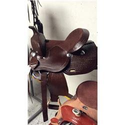13 inch youth saddle
