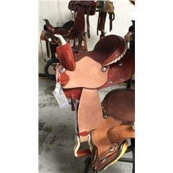 Double t 14 inch barrel saddle