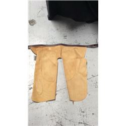 Shoeing leathers
