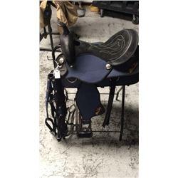 Used 16 inch saddle