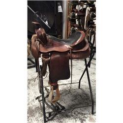 Used 15 inch saddle