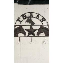 Texas western coat hanger