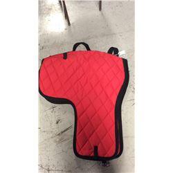 Saddle cover bag