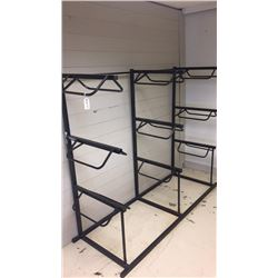 9 Saddle Rack
