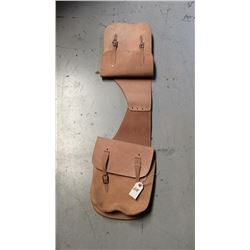 Rough out saddle bag