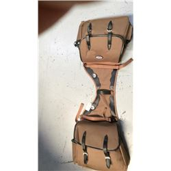 Cordura saddle bag