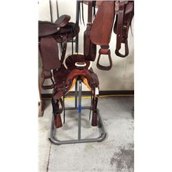 3tier saddle stand (grey)