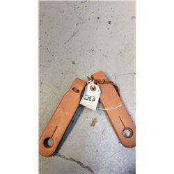 Slobber straps