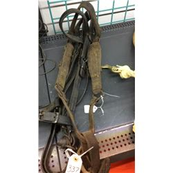 Bundle of used tack