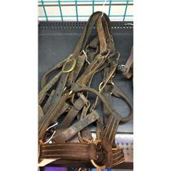 Bundle of used tack