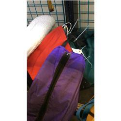 Bundle of tack bags