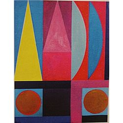Auguste Herbin - Untitled