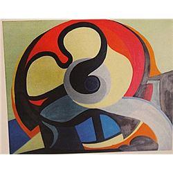 Auguste Herbin - Composition