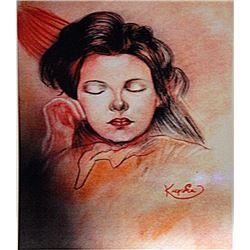 Frantisek Kupka - Portrait of Emile