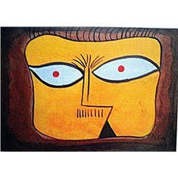 Paul Klee - The Cat