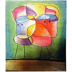 Paul Klee - Siblings III
