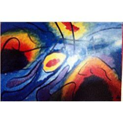 Wassily Kandinsky - Improvisation 44