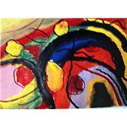 Wassily Kandinsky - Improvisation N 10