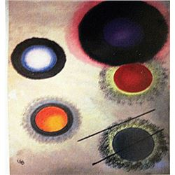 Wassily Kandinsky - Composition N 5
