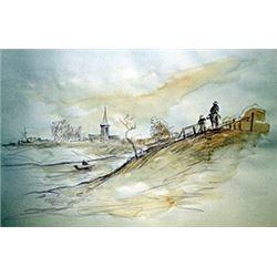 Riverbend - Maerten De Cook