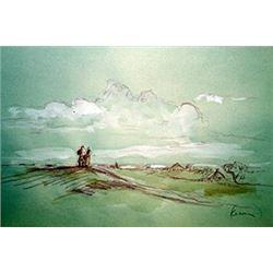 Hillcrest - Jan Van Goyen