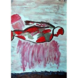 Georg Baselitz - Untitled