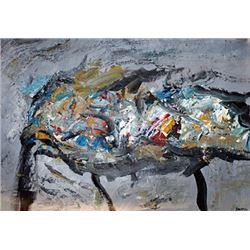 Miquel Barcelo - Untitled
