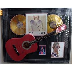 Taylor Swift 1989 Autographed Guitar Giclee