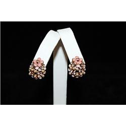 Elegant Mix Silver Stud Earrings (32E)