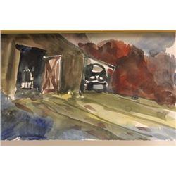"""ON THE FARM II""  BY MICHEL SCHOFIELD"
