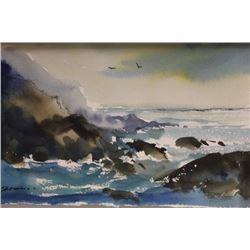 """""""OCEAN WAVES""""  BY MICHEL SCHOFIELD"""