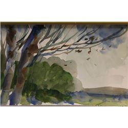 """TREE TOP II"" BY MICHAEL SCHOFIELD"