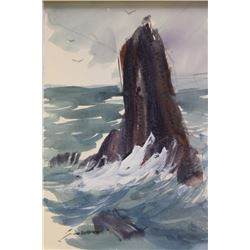 """""""SEA STACK"""" BY MICHAEL SCHOFIELD"""