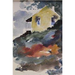 """ON THE FARM IV"" BY MICHEL SCHOFIELD"