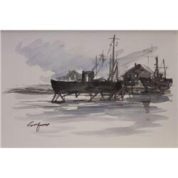"""SHIPMENT"" BY MICHAEL SCHOFIELD"