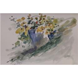 """SPRING FLOWER PAIL II""  BY MICHAEL SCHOFIELD"