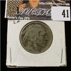 1919 P Buffalo Nickel, VG.