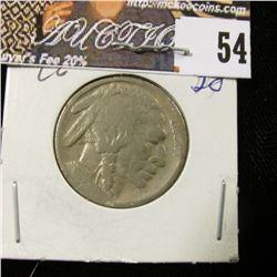 1919 S Buffalo Nickel, VG.