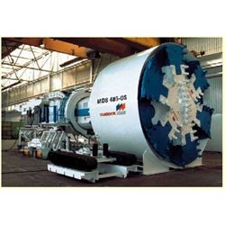 NEW UNUSED TAMROCK MDS 485 - 0S BORING MACHINE. OVER 11,000,000 DOLLARS NEW PRICE AND INCLUDES APPRO