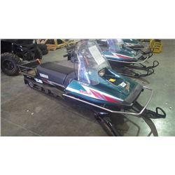2006 Yamaha Bravo cargo snowmobile 250cc 3100 km