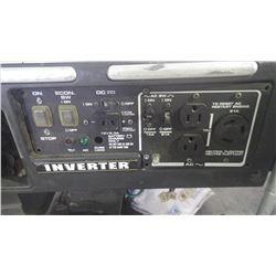 2008 Yamaha 2800 watt gas generator (NO ENGINE)