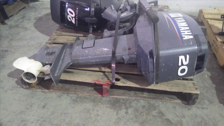 Yamaha 20 HP outboard motor
